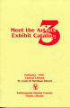 Meet the Artists 3 Exhibit Catalog