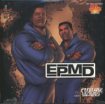 Sound recording: EPMD Sampler CD