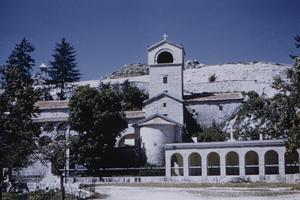 Church in Cetinje