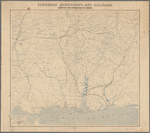 Southern Mississippi and Alabama
