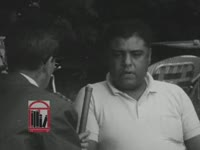 WSB-TV newsfilm clip of an unidentified African American man interviewed about boycott tactics borrowed from the Albany Movement, 1962 August 5