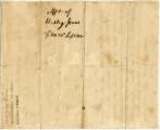 Affidavit Confirming that Henry Loyd was Born Free, 1830 September 23