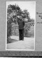 Principal of Harwood Bible Training School, Fenyang, Shanxi, China, ca.1936-37