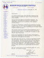 Letter from Robert B. Patterson to Friend