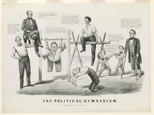 The political gymnasium