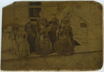 Spencer Farm family class of African American women (information provided with photograph)