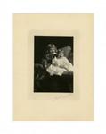 Edward Vincent and Ruth Ysidora Dockweiler, circa 1904-1905