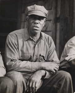 Laborer (Stevedore Longshoreman, Norfolk, Virginia), from the project The Negro in Virginia
