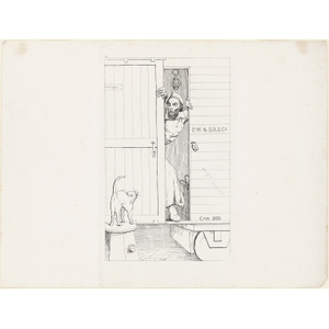 "Abraham Lincoln - ""Passage through Baltimore"""