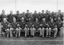 1997 UM Football Coaching Staff