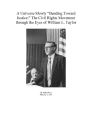 """A Universe Slowly """"Bending Toward Justice"""" : The Civil Rights Movement Through the Eyes of William L. Taylor"""