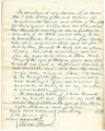 Deed of manumission by John Dorsey for Negro man named Samuel Powel, dated October 2, 1849