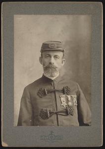 [Civil War veteran Henry Thurlow Bartlett]