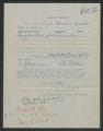 Summer School Training Vouchers, 1920