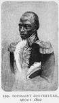 Toussaint Louverture, about 1802