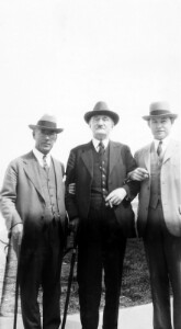 Unidentified group of men