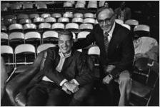 Benny Goodman and John Hammond