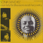 A sun lady for all seasons [sound recording] / Sonia Sanchez reads her poetry