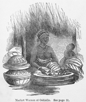 Market woman at Oshielle. See page 31