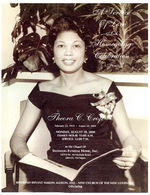 A service of love and homegoing celebration for Theora C. Croft, Monday, August 30, 2004, family hour: 11:00 a.m., service: 12:00 p.m., in the chapel of Swanson Funeral Home, Inc., 14751 W. McNichols Road, Detroit, Michigan, Reverend Bryant Martin Allison, Esq.- New Church of the New Covenant, officiating