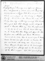 Affidavit of William Jones: Dougherty County, Georgia, 1868 Sept. 28