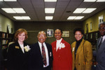 Honoree James P. Comer and Others during African American Living Legends Program