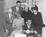 27. 1961, McCurdy Family Receives the News of Merle's U.S. Attorney Appointment