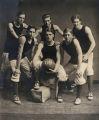Men's Basketball Team New Paltz Normal, 1909