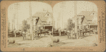 Galveston Disaster, Clearing up Church St