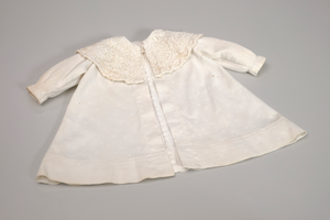 Coat and bonnet belonging to Delores Eugenia Hardiman