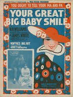 Your great big baby smile