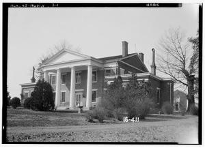 Robinson-Dillworth House, 2709 Meridian Pike, Huntsville, Madison County, AL