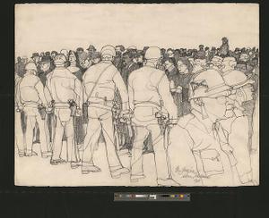 The confrontation, Selma, Alabama