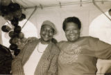 Maya Angelou and Eugene Redmond