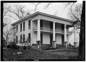 Frazier-Brown House, Shelton Mill Road, Auburn, Lee County, AL