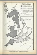 Abb 4. Uberblick uber die Oberflachenformen Englands Unternehmen Seelöwe (Operation Sea Lion - the Original Nazi German Plan for the Invasion of Great Britain) Fig. 4. Surface Shapes of England