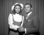 Diahann Carroll and Billy Mills