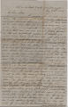William C. Nelson to Elizabeth L. Cage (21 May 1861)