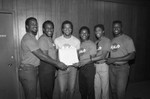 Bolten Brothers, KJLH, Los Angeles, 1987