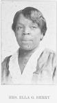 Mrs. Ella G. Berry