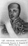 General Soulouque; Afterwards Faustin I, Emperor of Haiti, 1847-59