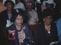 Series of WSB-TV newsfilm clips of Dr. Martin Luther King, Jr. criticizing the Vietnam War and praising Muhammad Ali for being a conscientious objector, speaking from Ebenezer Baptist Church, Atlanta, Georgia, 1967 April 30