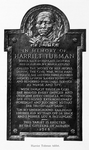 Harriet Tubman tablet