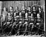 St. Paul's track team [acetate film photonegative], 1933