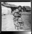 Man in rags, Sichuan, China, ca.1900-1920