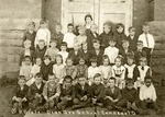 04. 1910s: First Grade Class Photo at Dean Ave School in Conneaut, Ohio