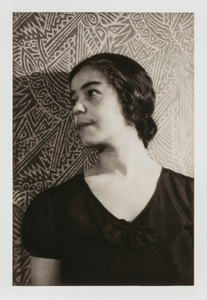 "Dorothy Peterson, from the unrealized portfolio ""Noble Black Women: The Harlem Renaissance and After"""