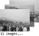 Negro Boilermakers Strike--Marin Shipyards--Sausalito