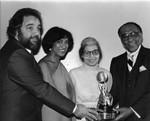 Rosa Parks, Los Angeles, 1980