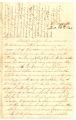 Correspondence from Jane Smith Washington to William L. Washington, December 18, 1864